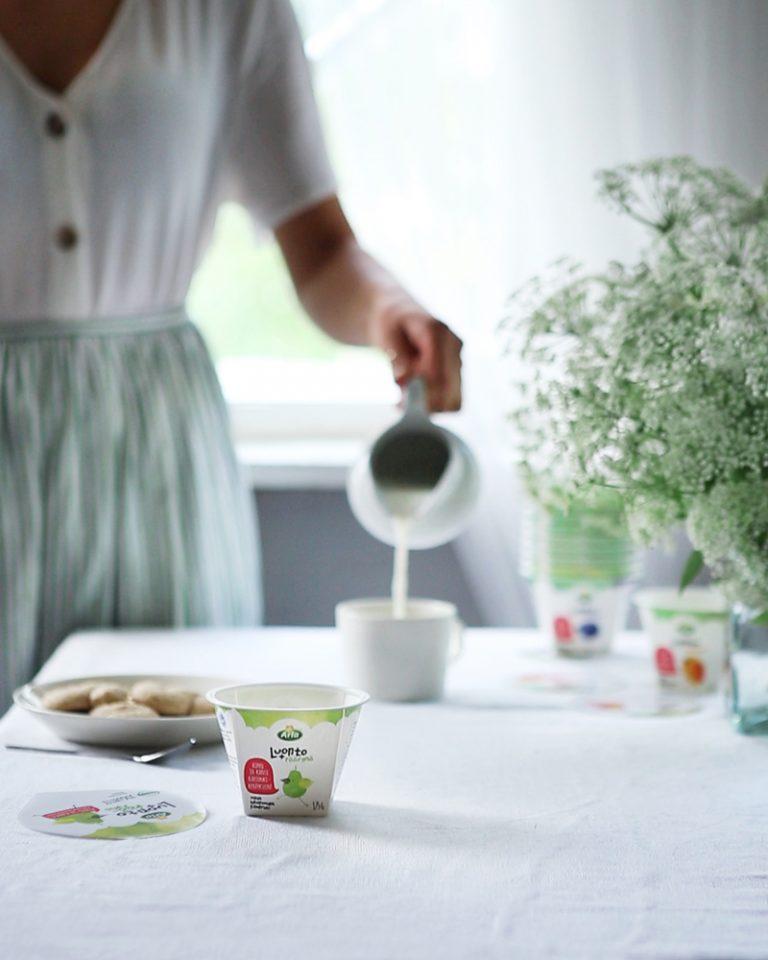 Luonto+ jogurtti